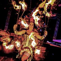 Hestia Fire Dance
