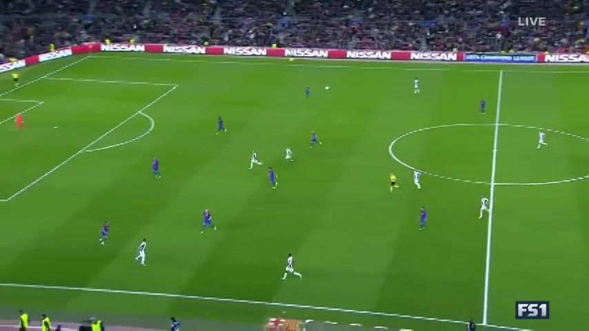 Барселона - Ювентус 0:0 видео