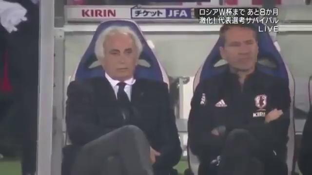 Япония - Гаити 3:3 видео