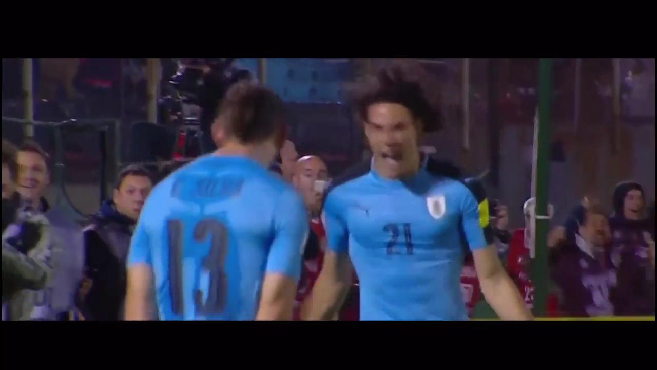 Уругвай - Боливия 4:2 видео