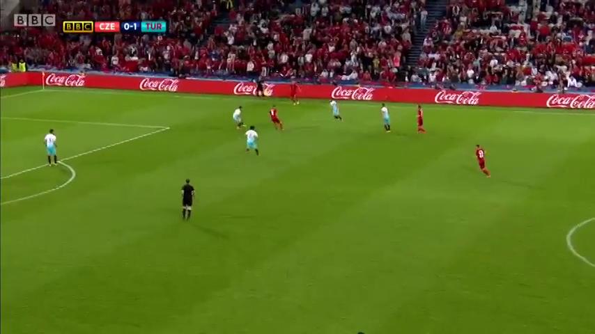 Чехия - Турция 0:2 видео
