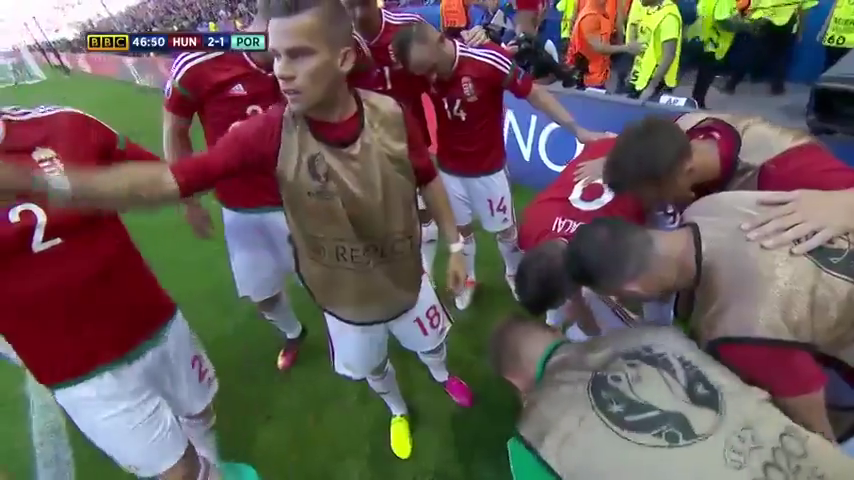 Венгрия - Португалия 3:3 видео