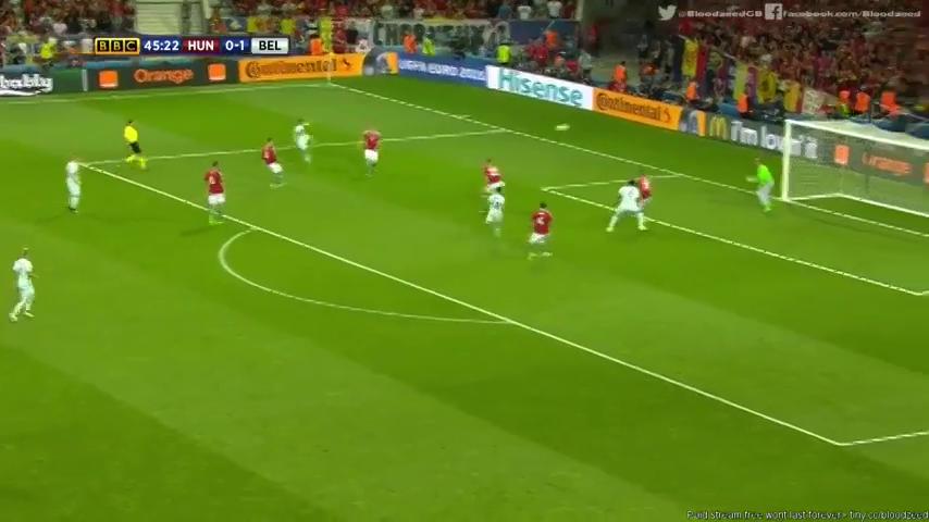Венгрия - Бельгия 0:4 видео