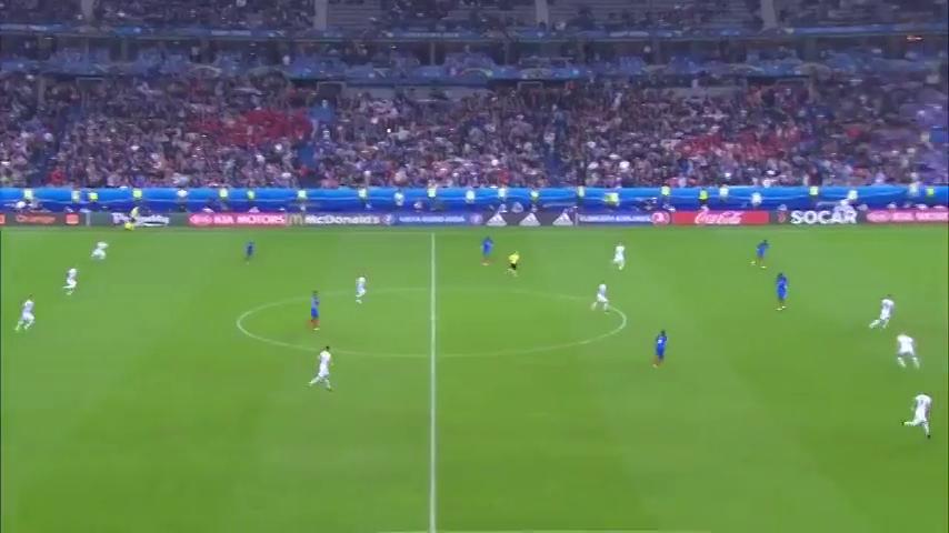 Франция - Исландия 5:2 видео