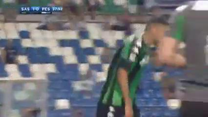 Sassuolo Pescara Goals And Highlights