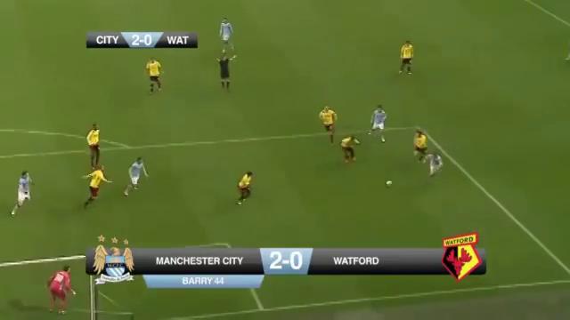 man city 3 1 watford match report amp highlights - 640×360