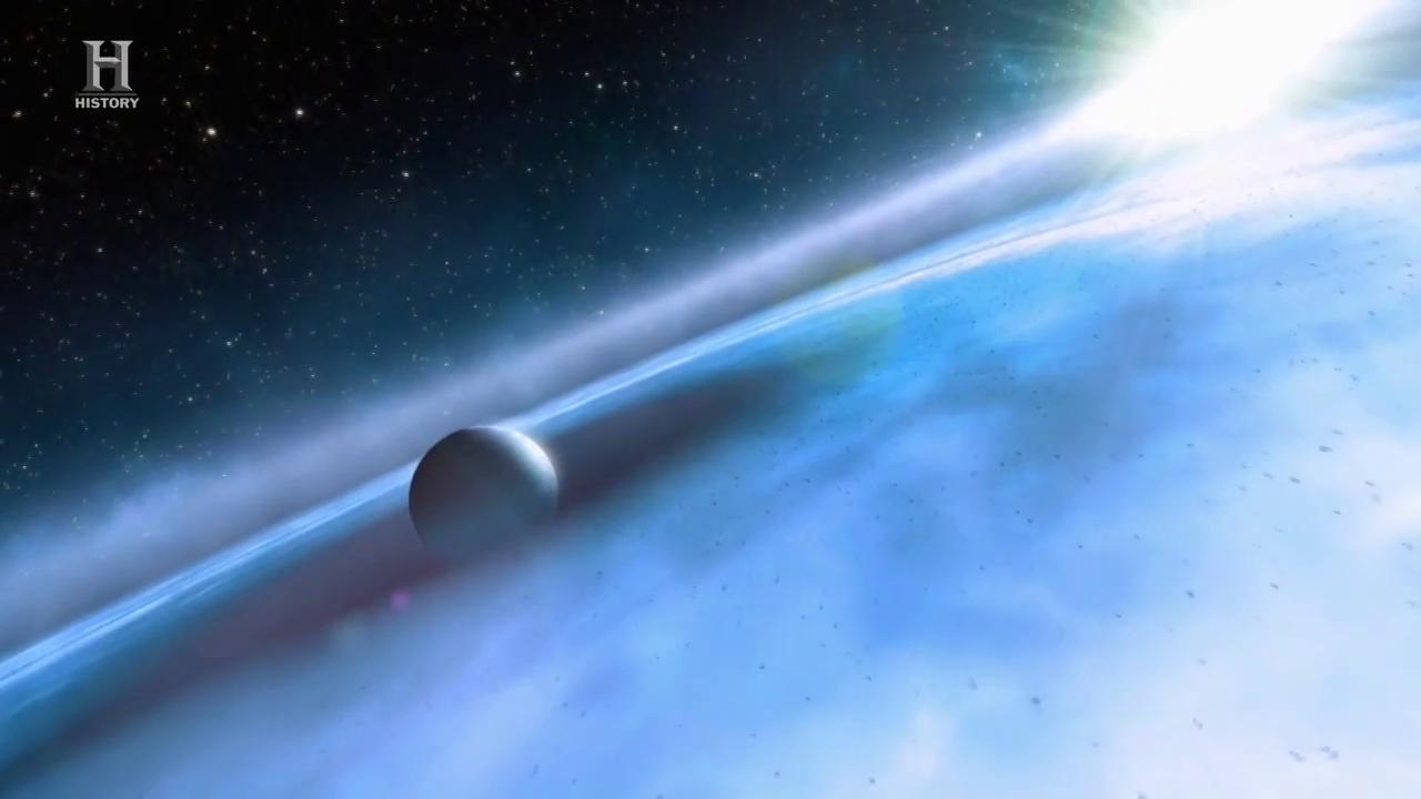 Ősi Idegenek / A Föld fekete lyukai S13E05