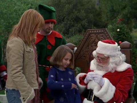 Single santa seeks mrs. claus 2 cast