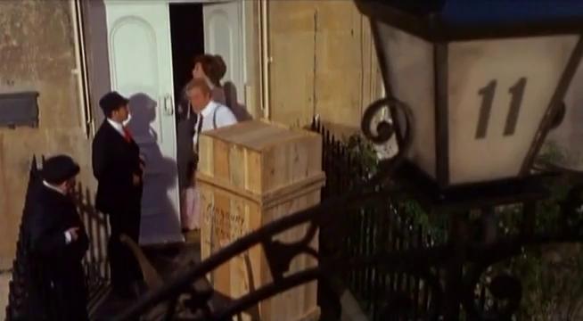 Elcserélt küldemények.1966.