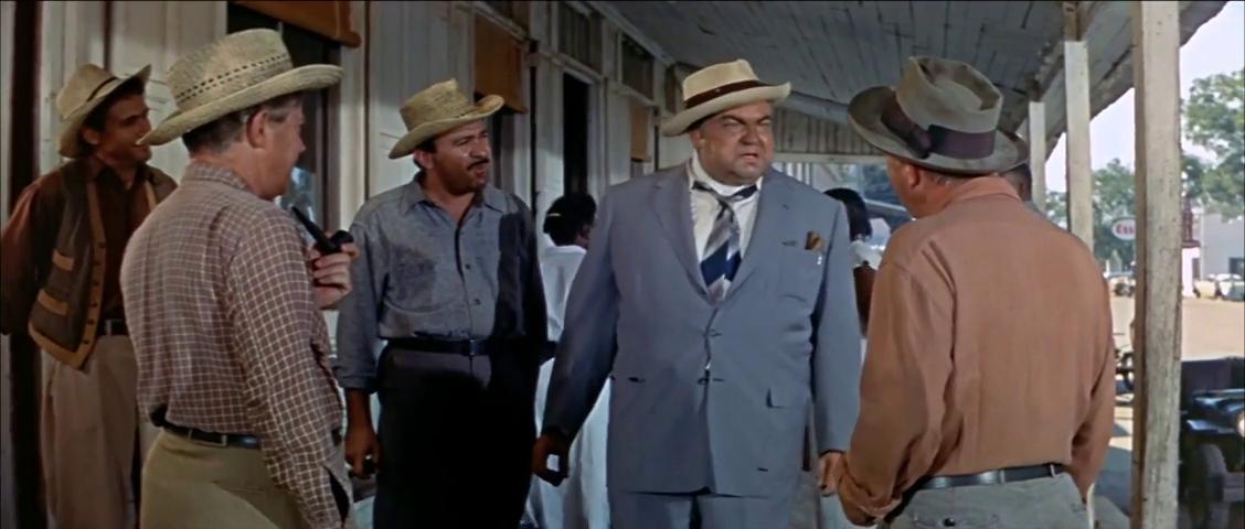 Hosszú, forró nyár  1958.