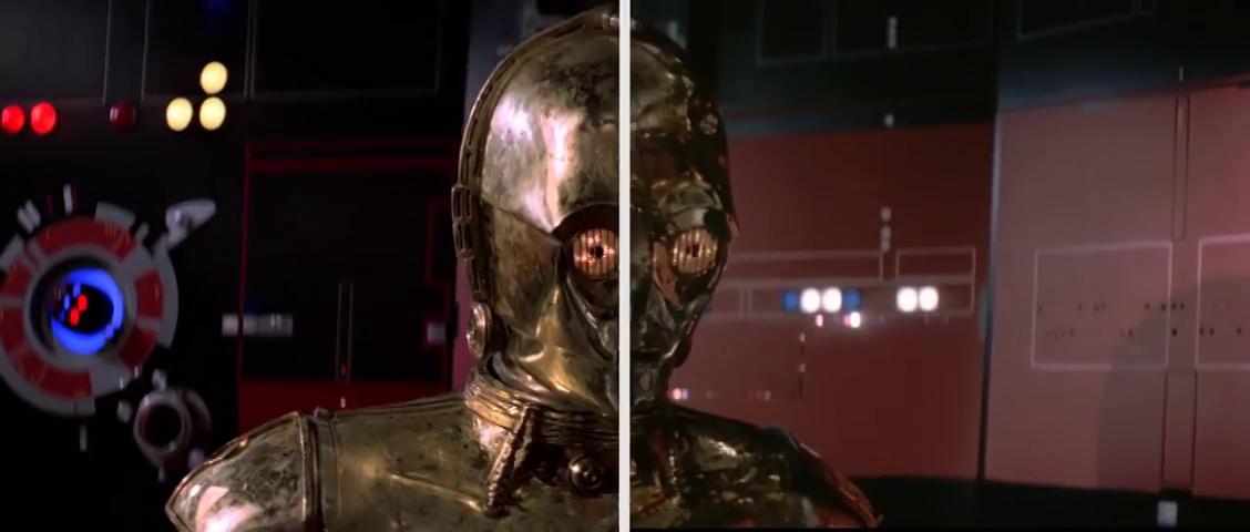 Team Negative vs Star Wars - Videa | 1128 x 480 png 507kB