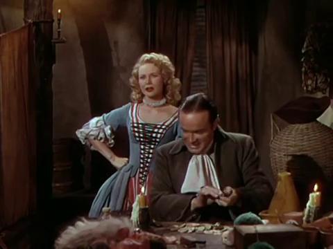 A hercegnő és a kalóz (1944) - Teljes film