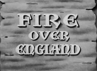 Tűz Anglia felett 1937. -Feliratos-
