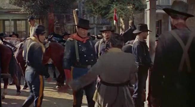 Lovaskatonák 1959 John Wayne.avi