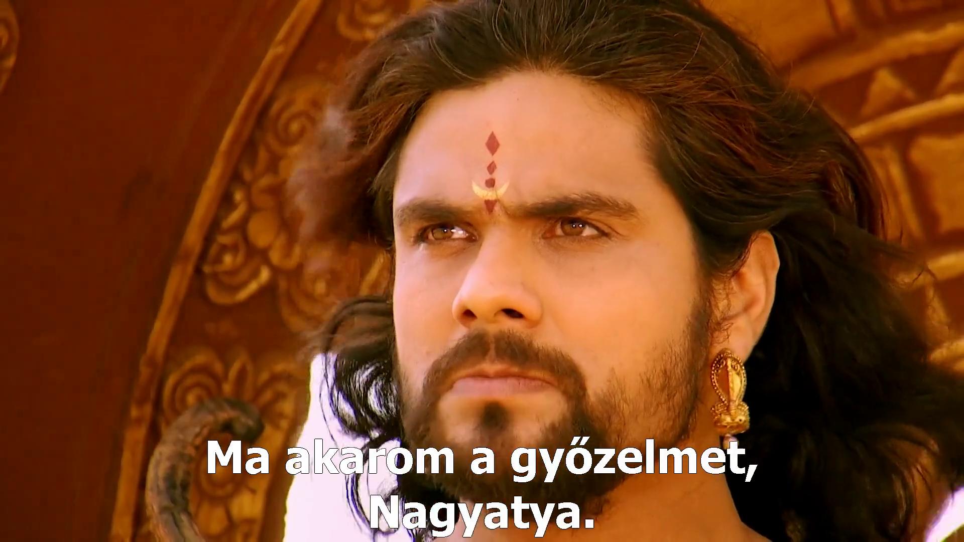 Mahabharata  felirattal 267/212.