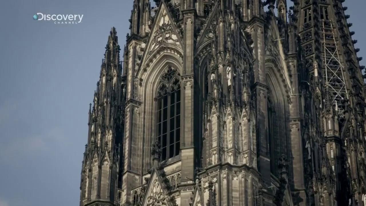 Monumentális_történelem. Kölni dom