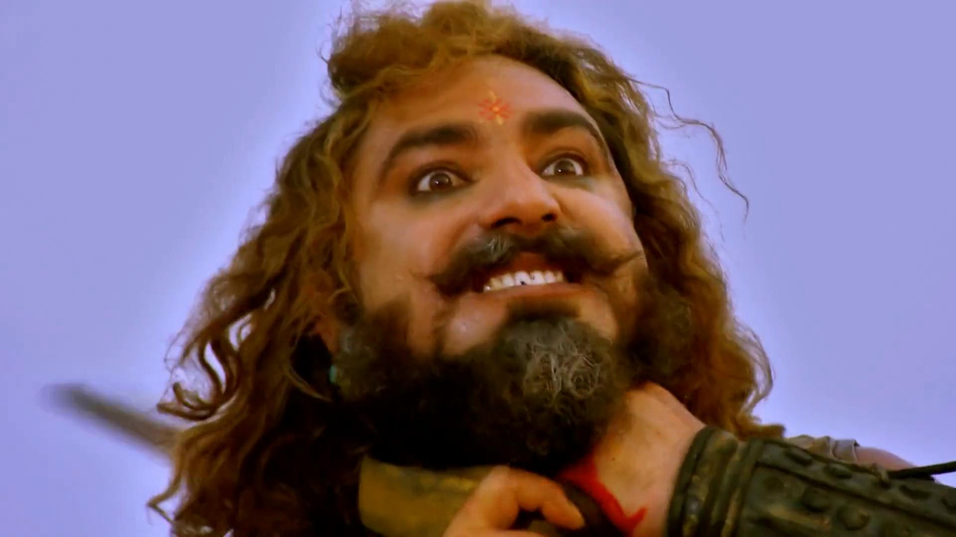 Mahabharata  felirattal 267/224.