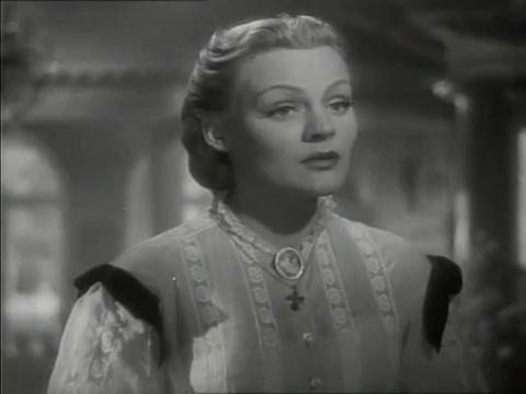 A félkegyelmű (1946) Feliratos