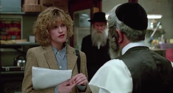 Idegen közöttünk (1992) - Teljes film
