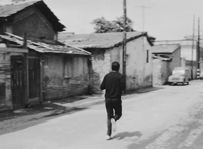 Pier Paolo Pasolini - A csóró 1961.