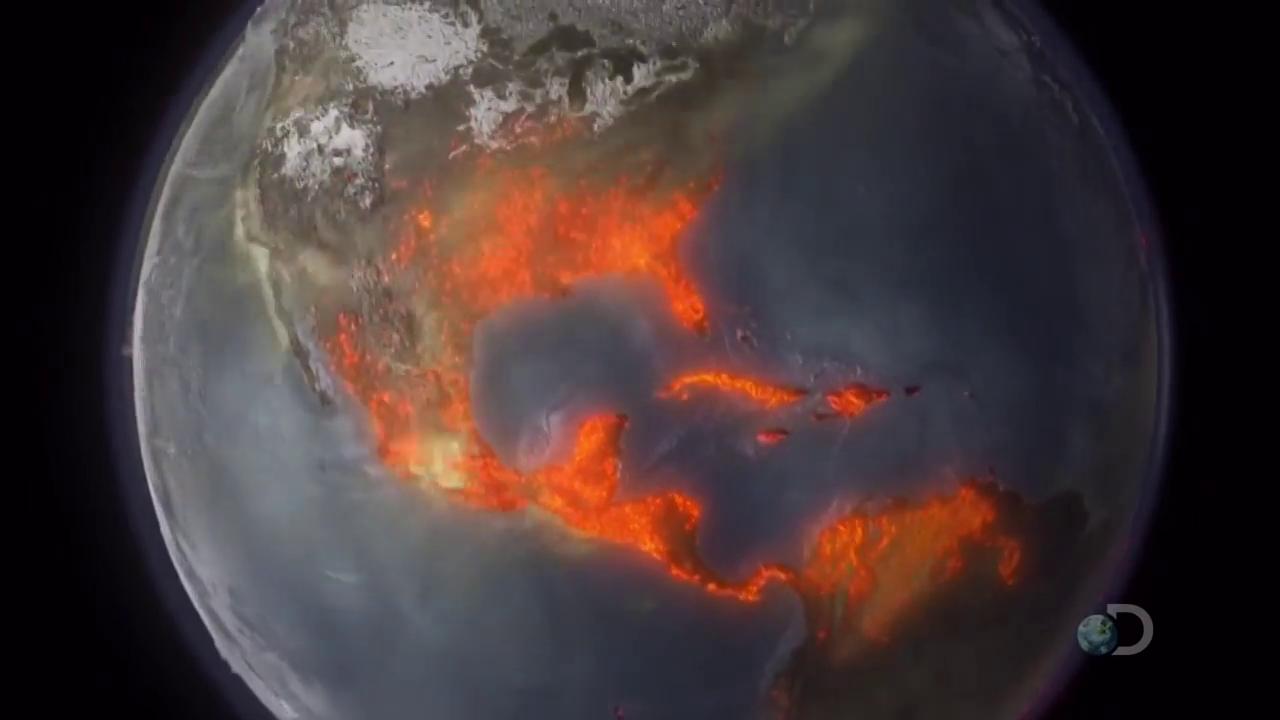 Earth from Space A Föld az űrből