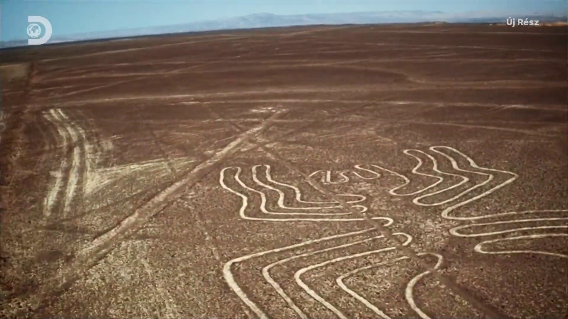 Monumentális történelem Nazca vonalak