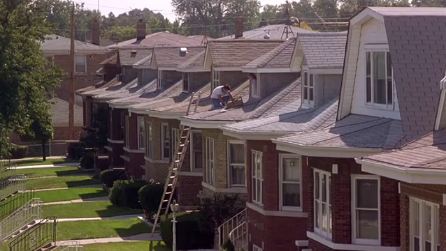 Lánglovagok Backdraft 1991.