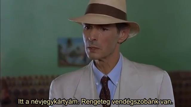 A marokkói kaland 1998