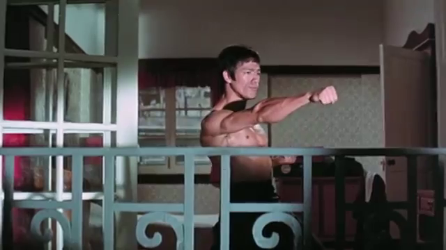 1977  Bruce Lee, a legenda