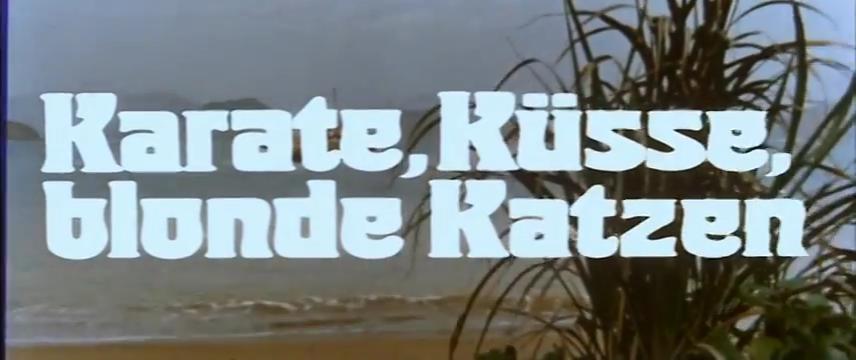 Karate, csók, szőke macák_A hét tenger  1974. -Választható magyar felirat-