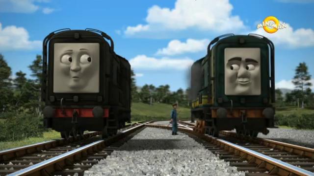 Thomas , a gőzmozdony 18x04 | YouTube Filmek