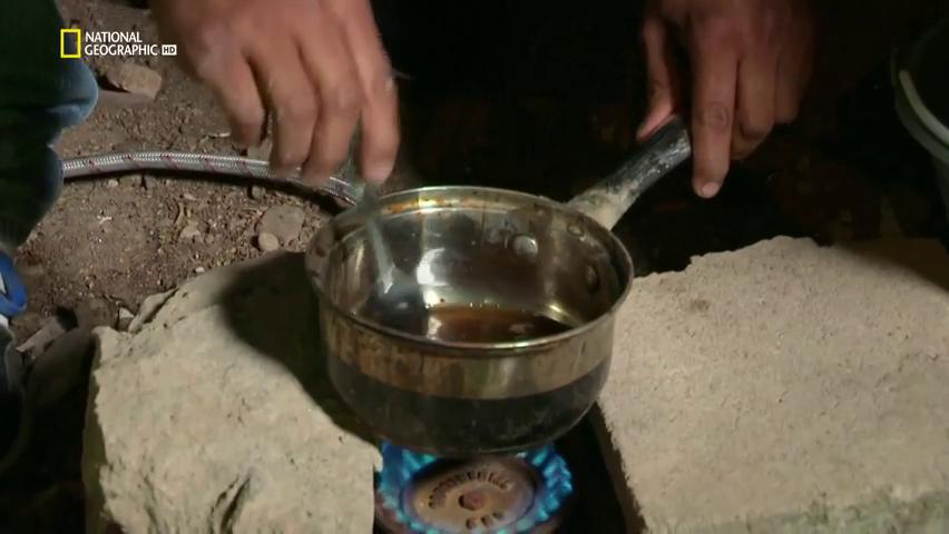 Drog-nyom. / A metamfetamin fogságában S06E03