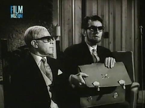 Meztelen Diplomata [Part-2] 1963.