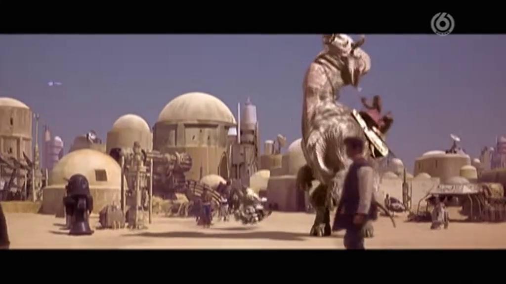 Star Wars - Az álmok birodalma 2004.