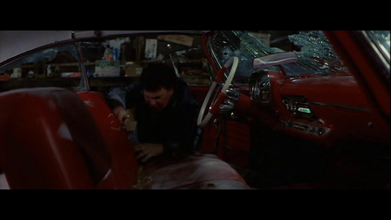Stephen King-Christine. (1983).
