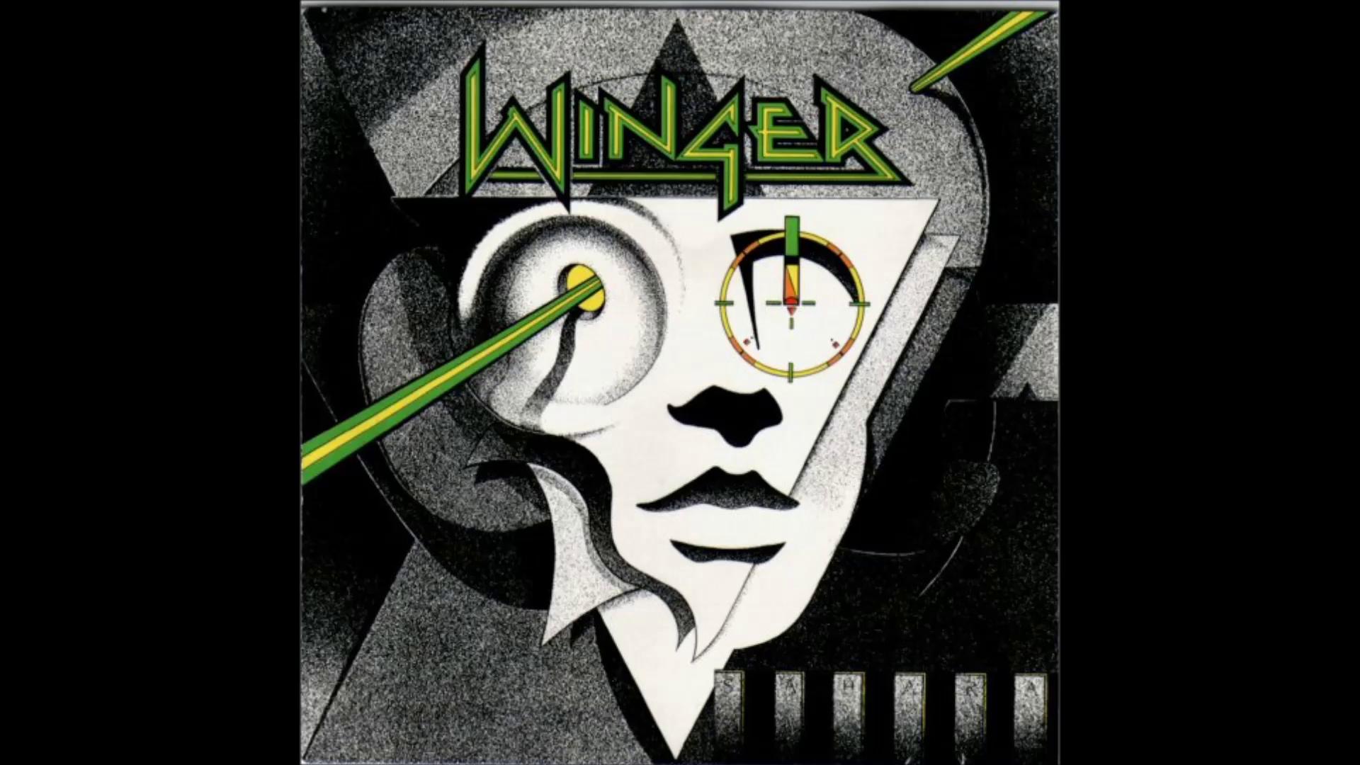 Winger - Winger Full album