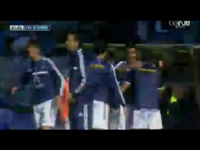 Celta de Vigo 2-2 Real Sociedad - Golo de Santi Mina (82min)