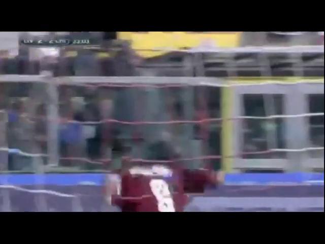 Livorno 2-4 Chievo - Golo de Paulinho (34min)