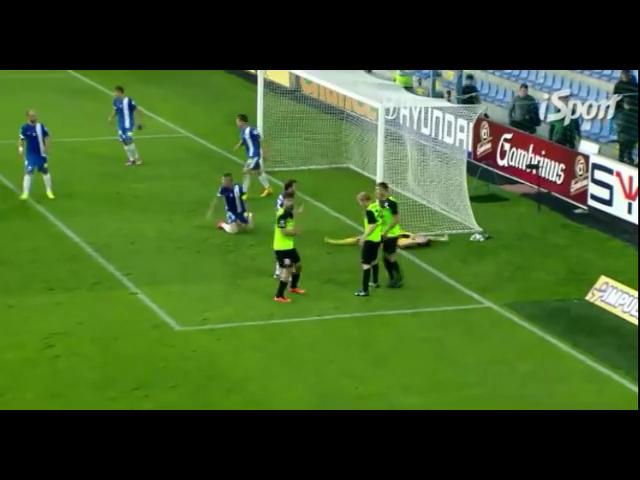 Resumo: Slovan Liberec 0-0 Mladá Boleslav (28 Setembro 2014)
