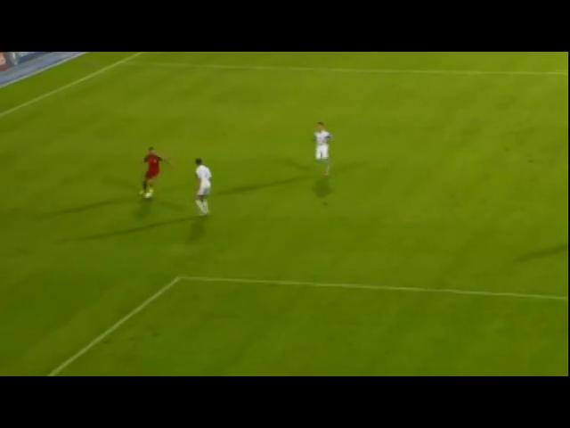 Luxembourg 0-4 Spain - Golo de Paco Alcácer (42min)