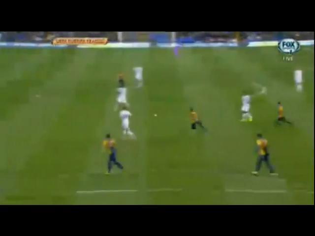 Tottenham Hotspur 5-1 Asteras Tripolis - Golo de E. Lamela (29min)