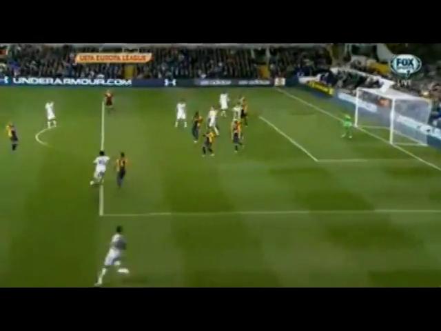 Tottenham Hotspur 5-1 Asteras Tripolis - Golo de H. Kane (75min)