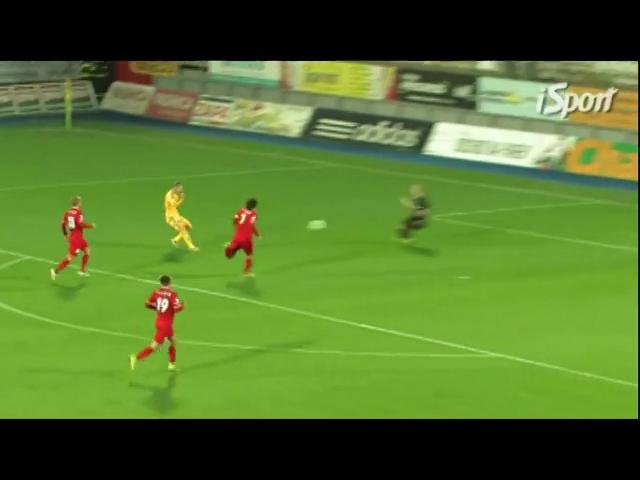 Resumo: Vysočina Jihlava 2-0 Zbrojovka Brno (24 Outubro 2014)