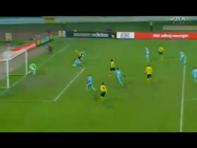 Slovan Bratislava 1-3 Young Boys - Golo de Y. Kubo (63min)
