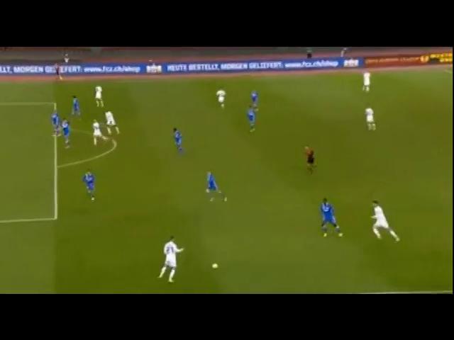 Zürich 3-1 Apollon - Golo de B. Djimsiti (31min)