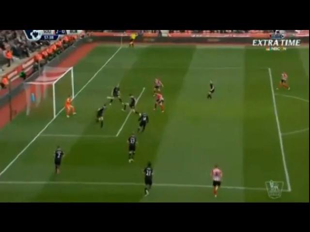 Southampton 2-0 Burnley - Golo de J. Shackell (58min)