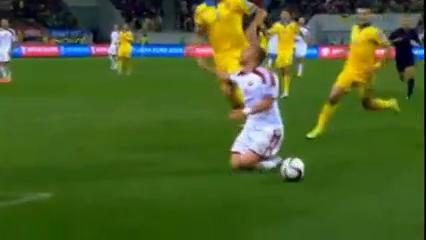 Ukraine 3-1 Belarus - Golo de S. Kornilenko (62min)