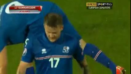 Resumo: Iceland 0-0 Kazakhstan (6 Setembro 2015)