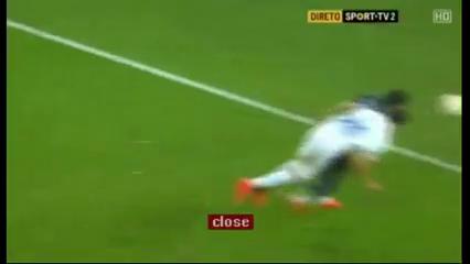 Fenerbahçe 1-3 Molde - Golo de M. Elyounoussi (53min)