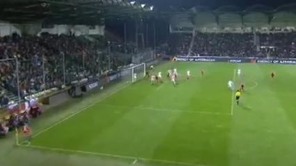 Slovakia 0-1 Belarus - Golo de S. Drahun (34min)
